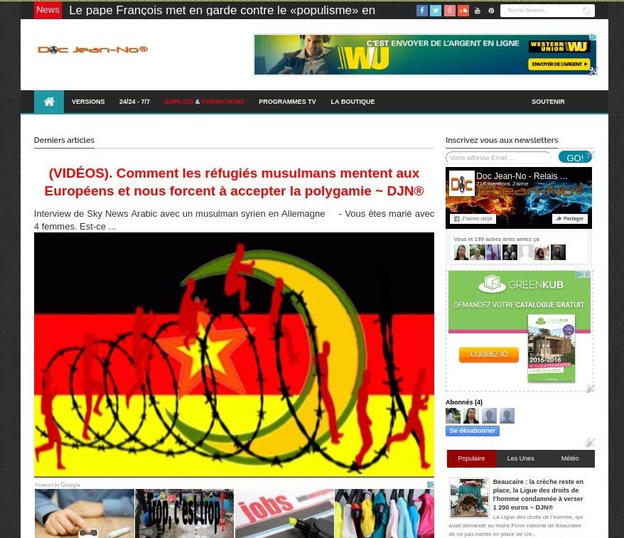 news docjeanno.fr