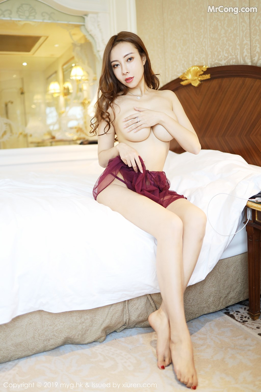 Image MyGirl-Vol.352-Victoria-Guo-Er-MrCong.com-003 in post MyGirl Vol.352: Victoria (果儿) (40 ảnh)