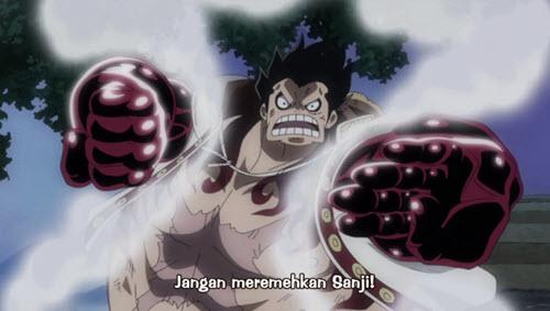 One Piece Episode 807 Subtitle Indonesia