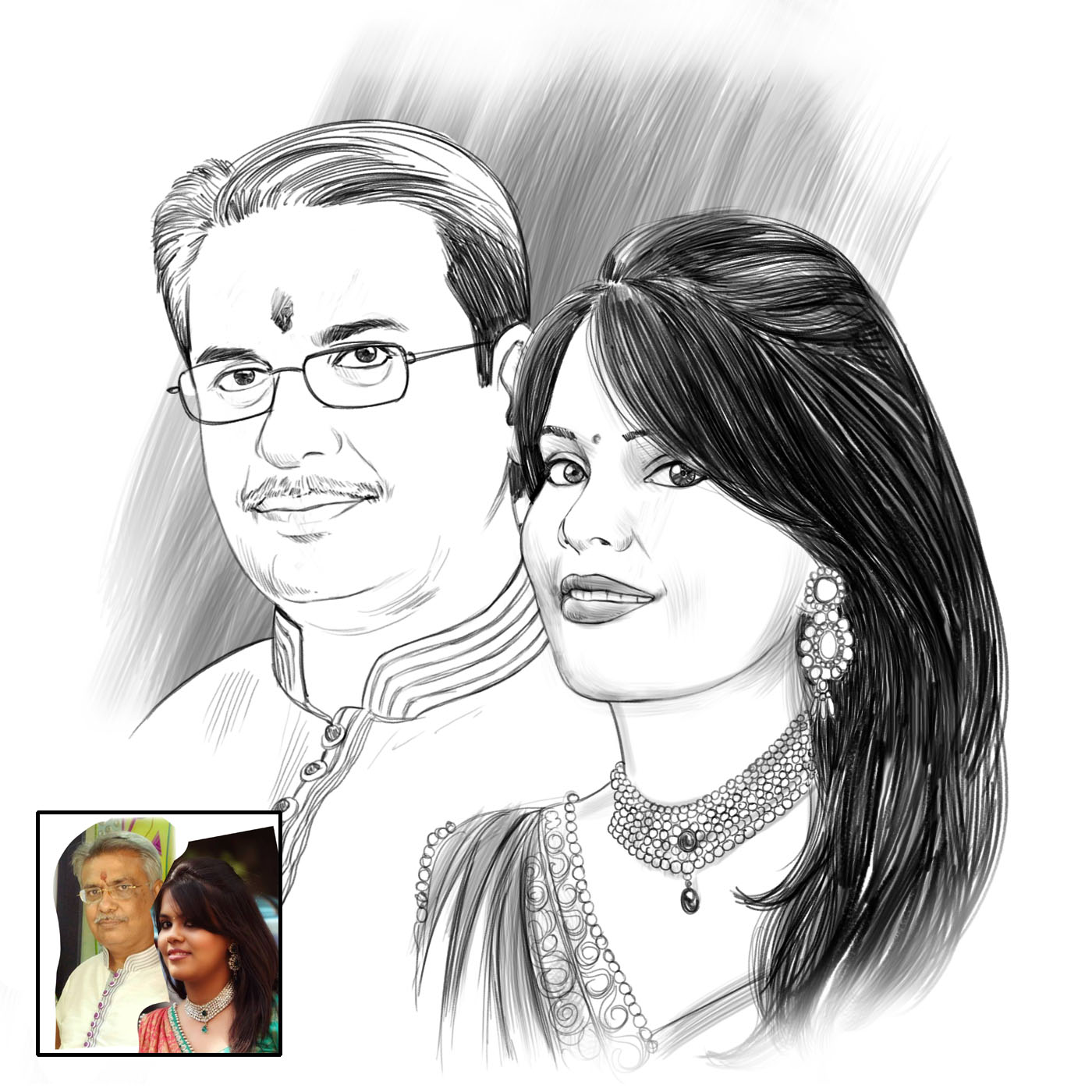 Illustration By Sanjay Patel