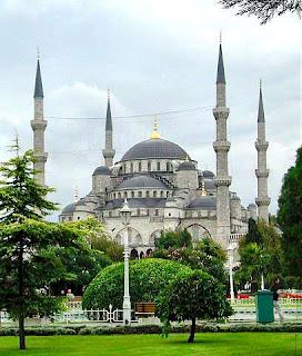 مسجد السلطان أحمد - اسطنبول