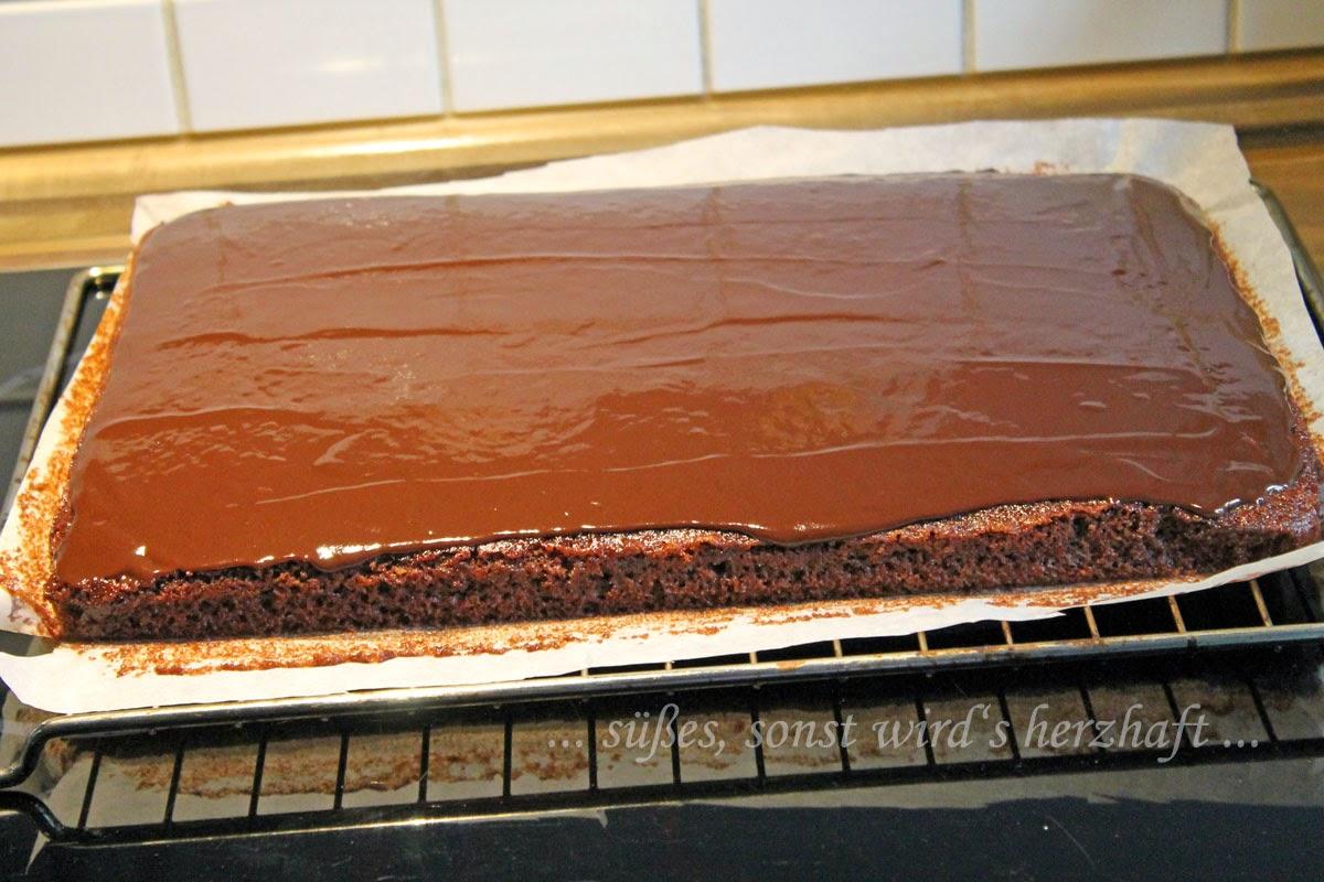 Susses Sonst Wird S Herzhaft Kroatischer Schokoladenkuchen