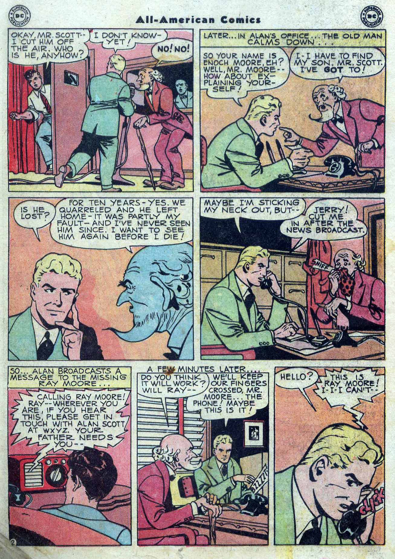 Read online All-American Comics (1939) comic -  Issue #76 - 4