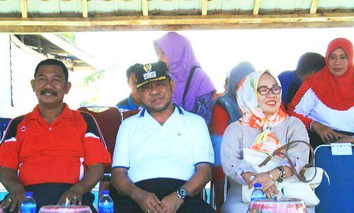 Kunker Wakil Bupati Kep. Selayar, Ke 3 ,Wilayah Kecamatan ,Kepulauan Berakhir