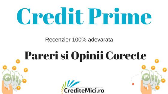Desore CreditPrime.ro Pereri si Opinii
