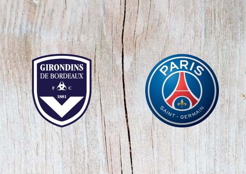 Bordeaux vs Paris Saint-Germain Full Match & Highlights 02 December 2018