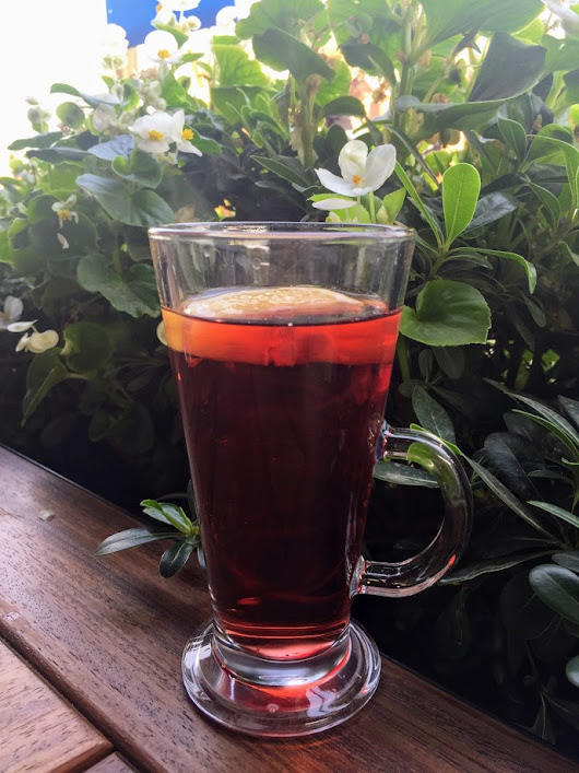 Herbal Tea That Will Help You To Balance Blood Pressure