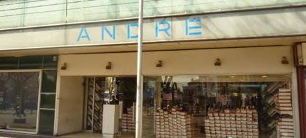 a50f5e1b0b6 Le magasin d usine Chaussures André à Montreuil sous Bois   Les ...