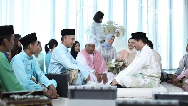 Inspirasi Penikahan dari Scene Drama Malysia