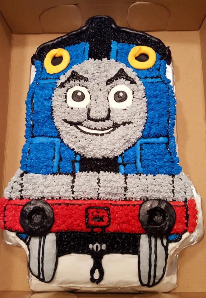 earth to victoria Birthday Cakes 4 Free Thomas The Train