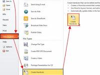 Cara Ekstrak Teks dari Slide Presentasi PowerPoint