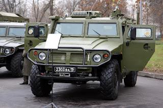 GAZ-330 Tigr