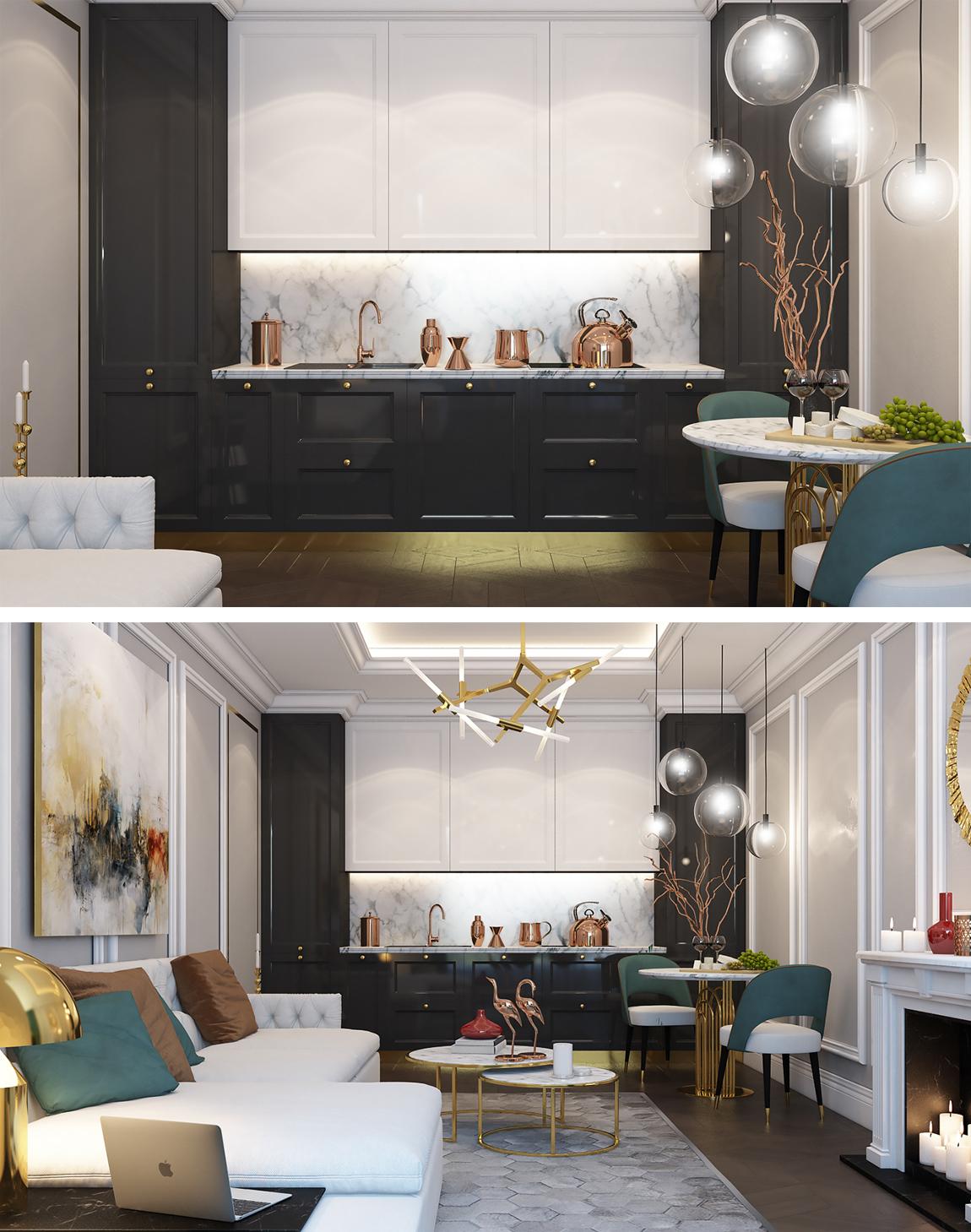 Decoração Apartamento Moderno