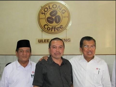 Yusuf Kala Ngopi Di Aceh