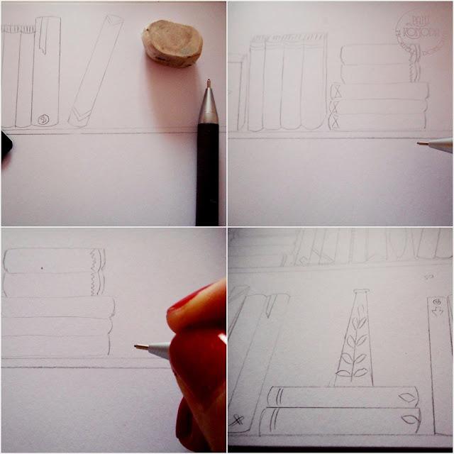 ołówek brystol