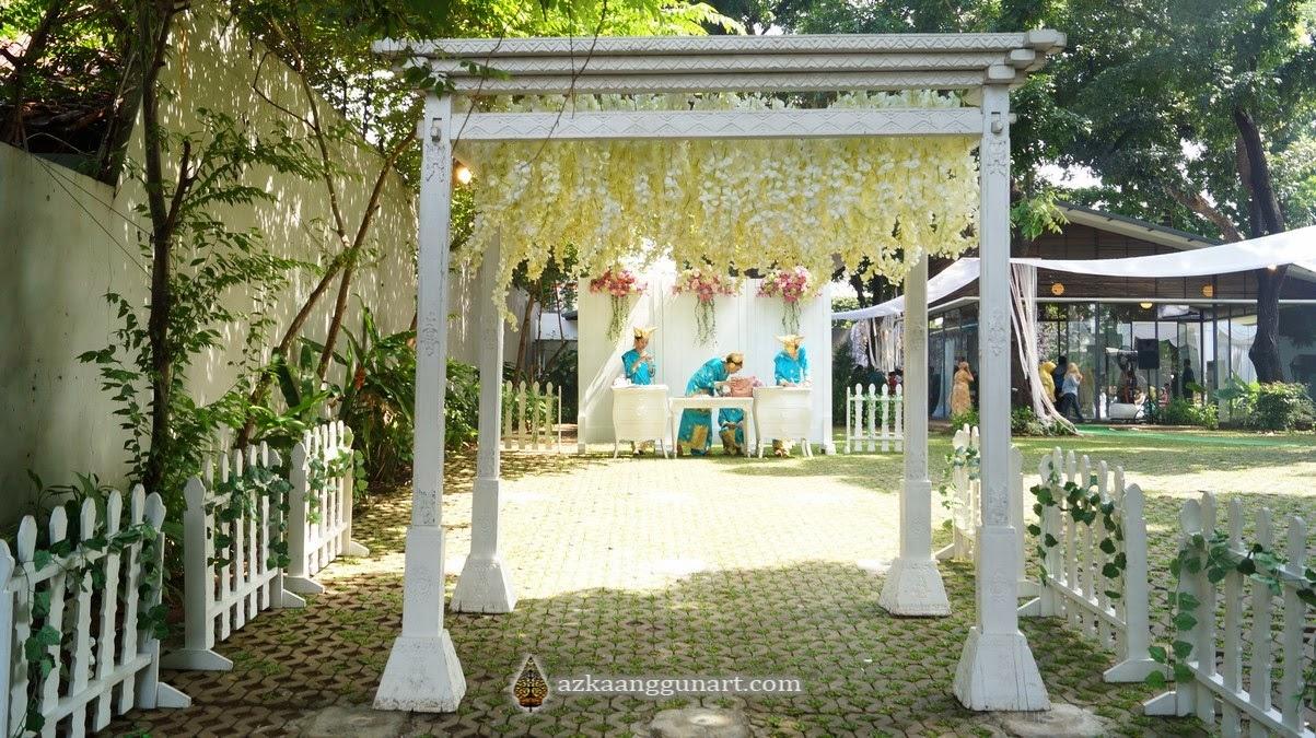 50 Dekorasi Pernikahan Outdoor Minimalis Simpel Dan Elegan