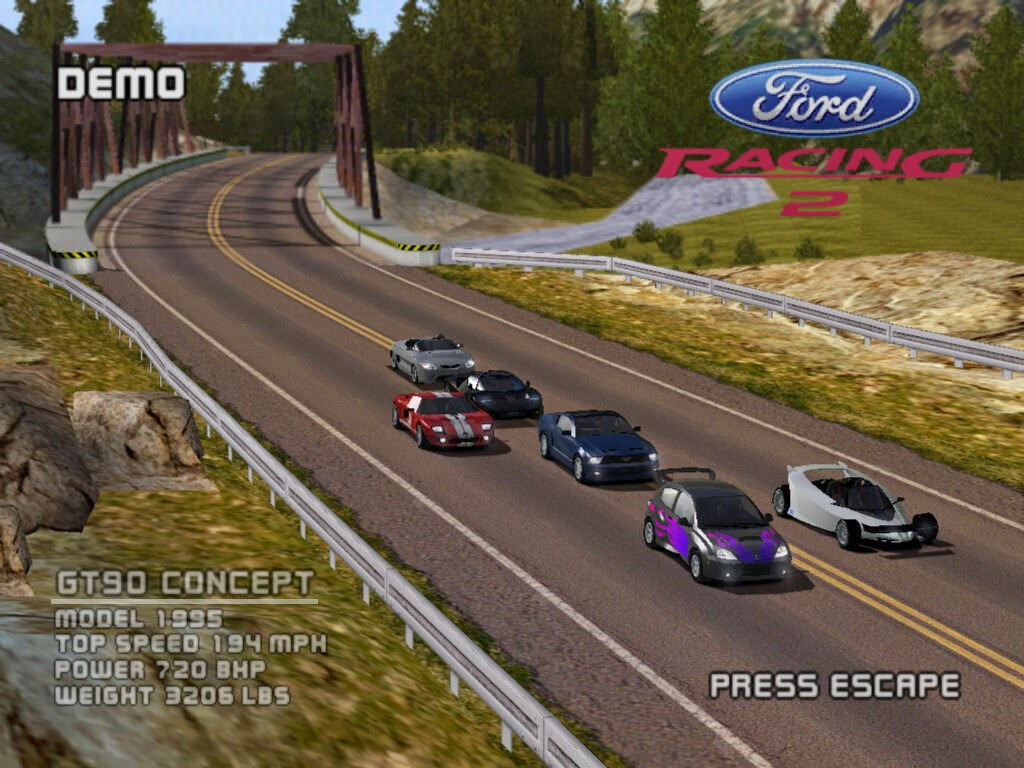 Ford Racing 2 Full Version Game Download Pcgamefreetop