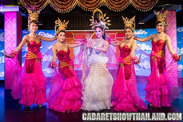 Blue Dragon Cabaret Show Ao Nang Krabi Cabaret Show Krabi Booking