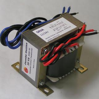 A typical transformer