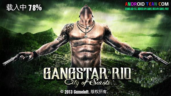 Gangstar Rio City of Saints 1.1.7b APK + OBB  [Mod Money]