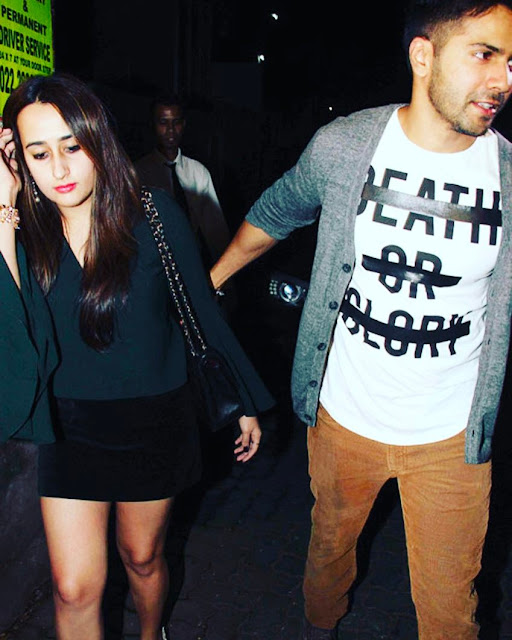 varun natasha hottest couple