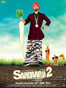 Sardaarji 2 (2016) Worldfree4u - Watch Online Full Movie Free Download 700MB Pdvd Punjabi Movie