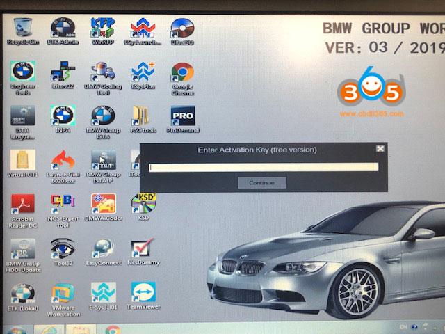 BMW-ИК следующий активационный ключ