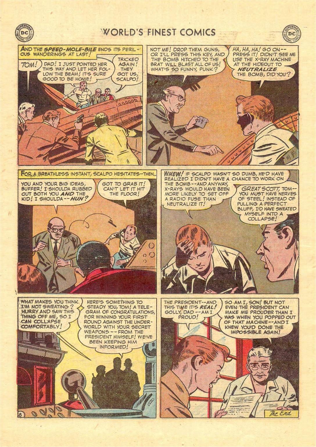 Read online World's Finest Comics comic -  Issue #52 - 60
