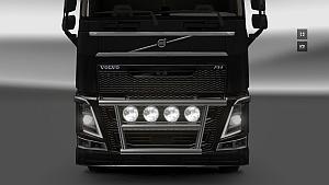 Volvo Front Grill by Nikola Kostovski