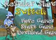 Regular Show Switch Puzzle