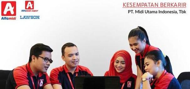 Lowongan Kerja PT. Midi Utama Indonesia (Alfamidi) Tbk, Jobs: Planogram Specialist, Legal Officer.