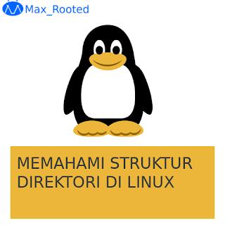 struktur direktori di linux