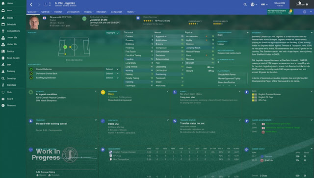 Football Manager 2017 Full Version Free Download Screenshot 3