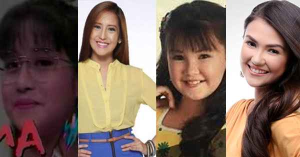 2t2QCzU Then And Now Photos Of 'ANG TV' Child Stars That Will Make Your Jaws Drop!