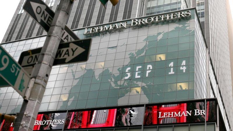 Δέκα χρόνια μετά την κατάρρευση της Lehman Brothers - Ποιοι φοβούνται νέο παγκόσμιο κραχ