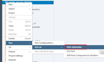 Create Fiori app using CDS with BOPF- For beginners Part 2