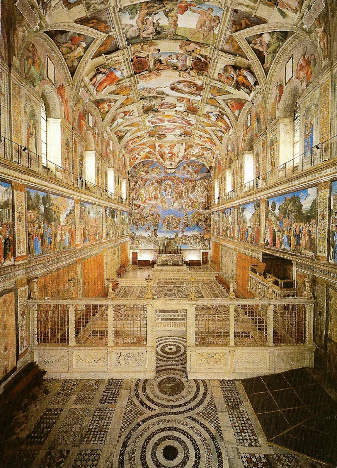 My Favorite Views Vatican City A Set Of 16 Postcards