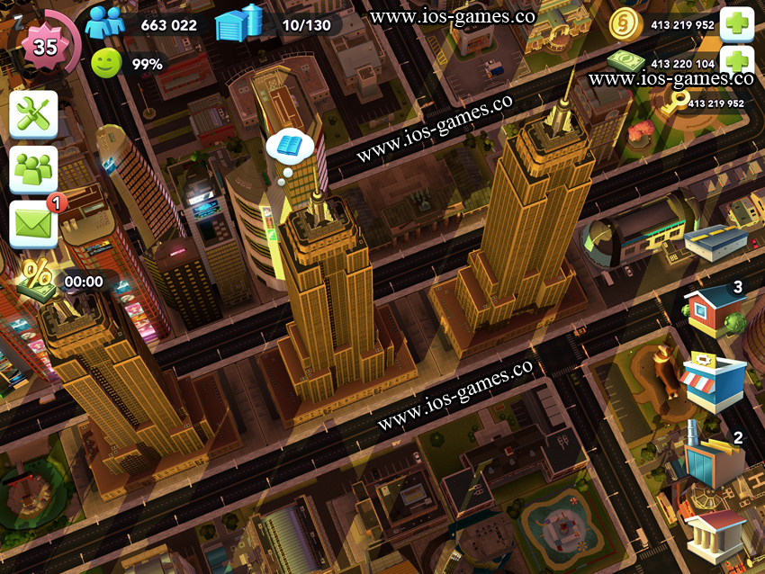 Hack SimCity BuildIt Works for iOS ind Android