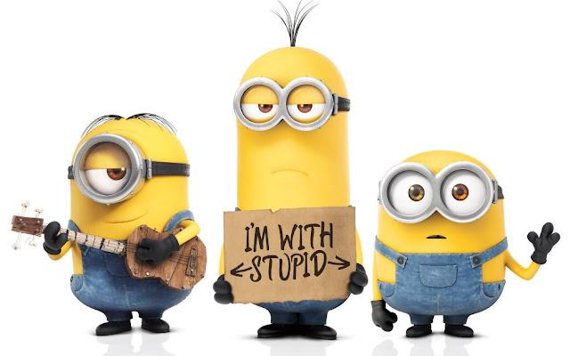 Funny minions sad picture