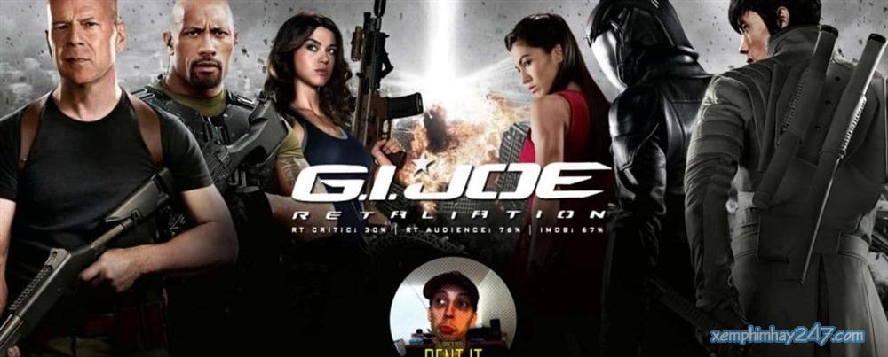 http://xemphimhay247.com - Xem phim hay 247 - Biệt Đội G.i.joe 2 : Báo Thù (2013) - G.i.joe: Retaliation (2013)