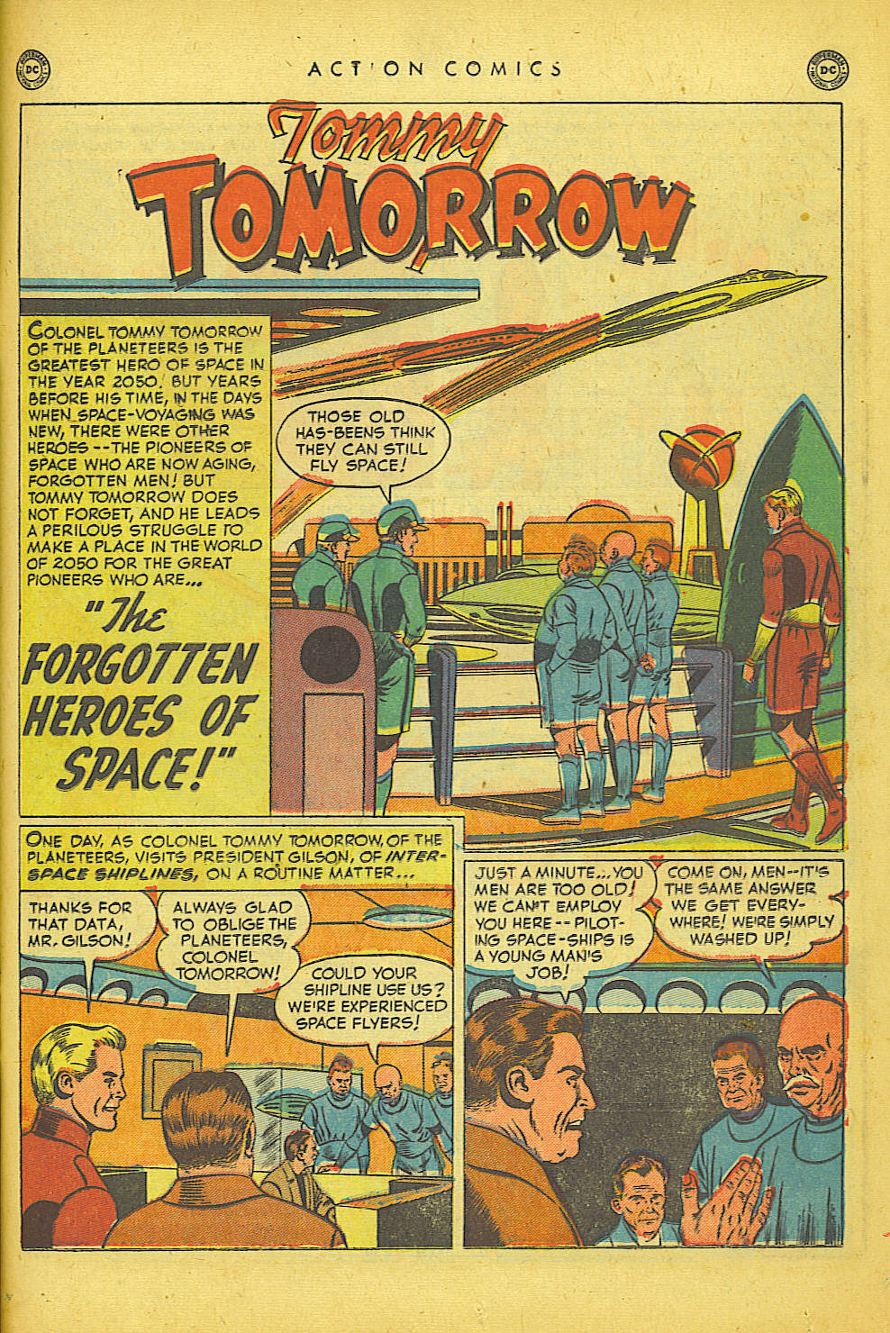 Read online Action Comics (1938) comic -  Issue #150 - 14