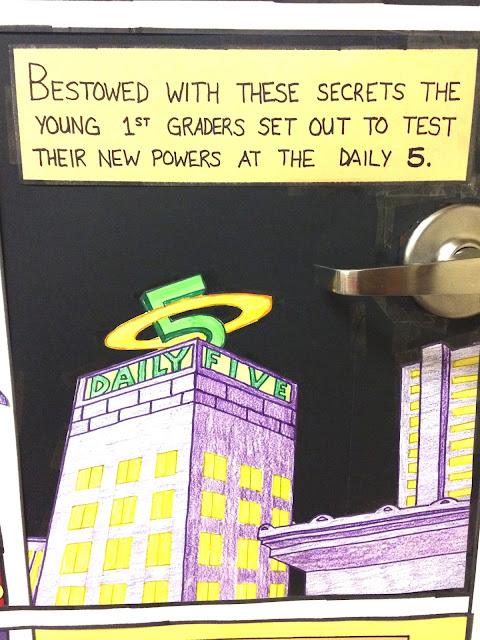Secret Stories® Phonics Door