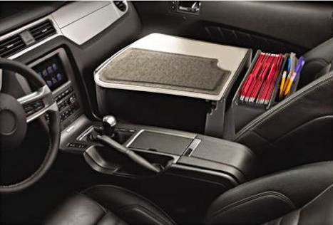 AutoExec 10005 Car Desk and Supply Organizer