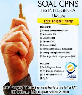 Soal Intelegensia Umum (TIU), librarypendidikan