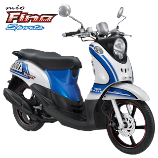 Kredit motor Yamaha Mio Fino Sporty FI di Solo