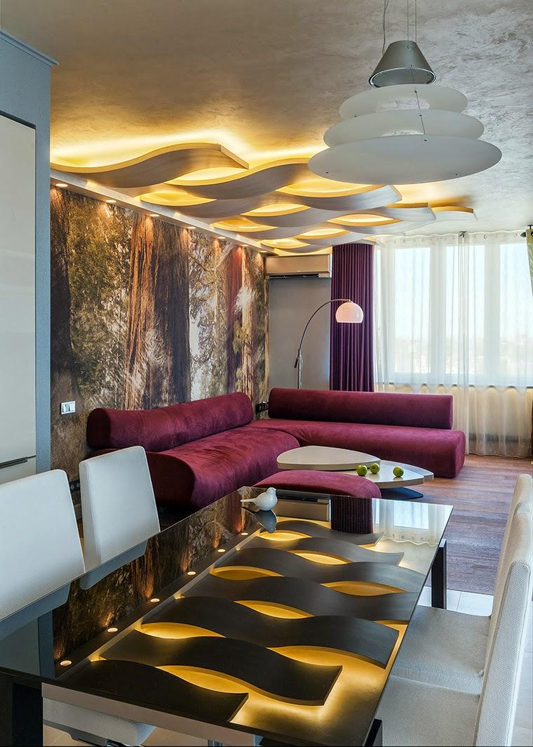 POP false ceiling designs for living room 2015  Interior