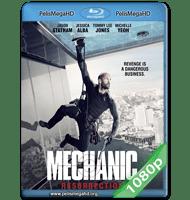 EL MECÁNICO 2: LA RESURRECCIÓN (2016) FULL 1080P HD MKV ESPAÑOL LATINO