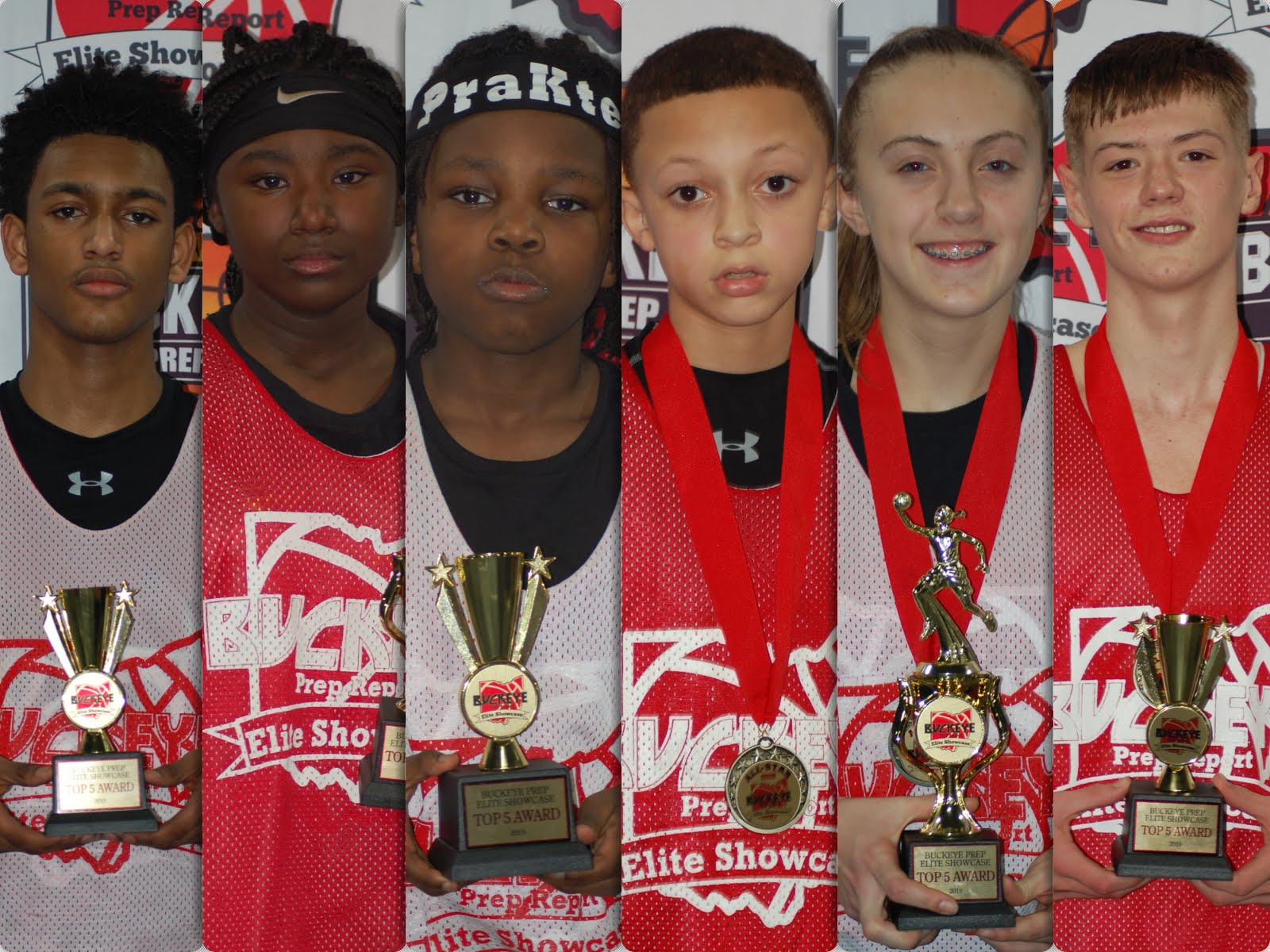 2019 Buckeye Prep Elite Showcase Top 5 Award Winners & MVPs
