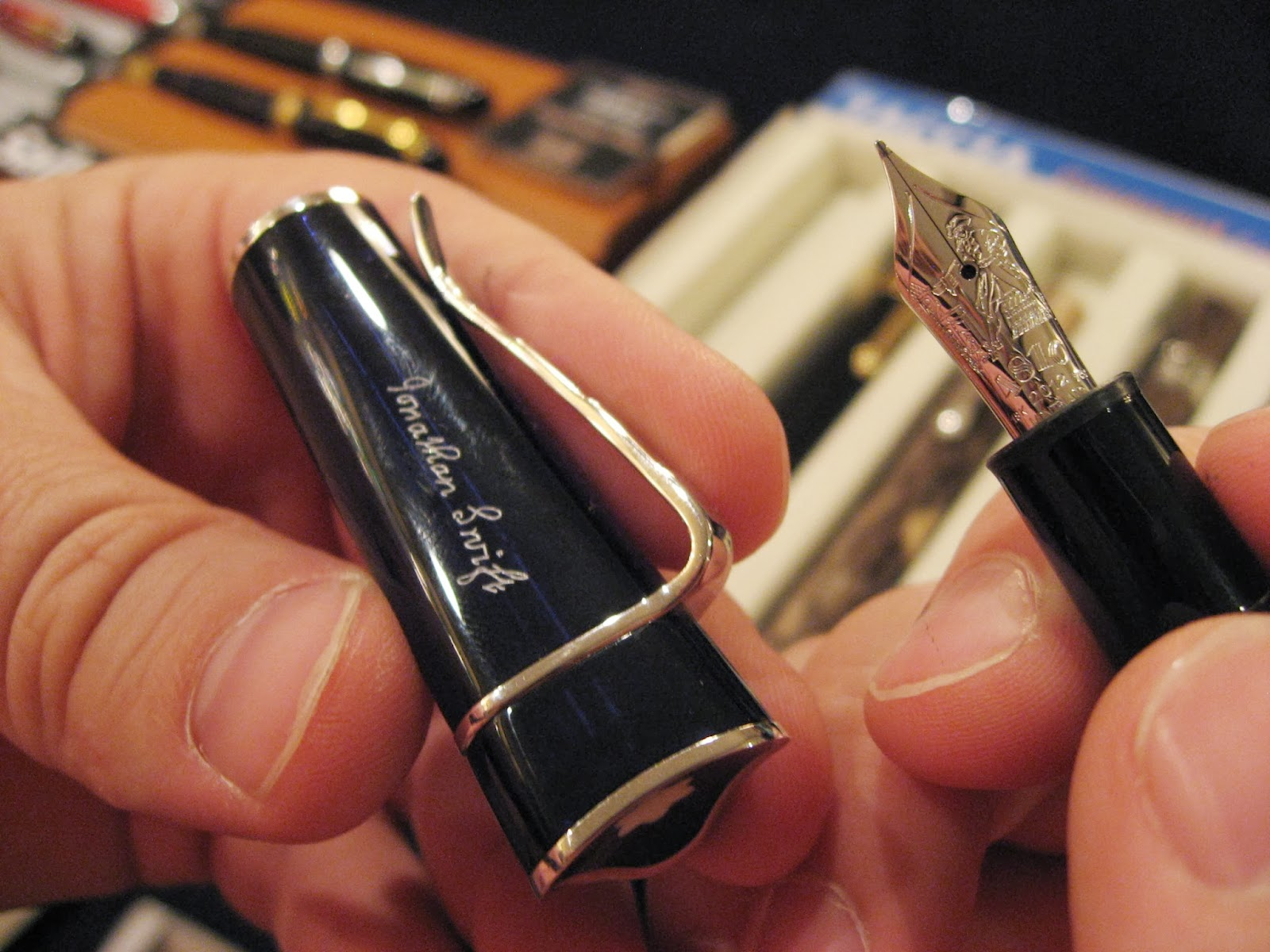 DC Fountain Pen Supershow (Part 3) | Inkdependence!