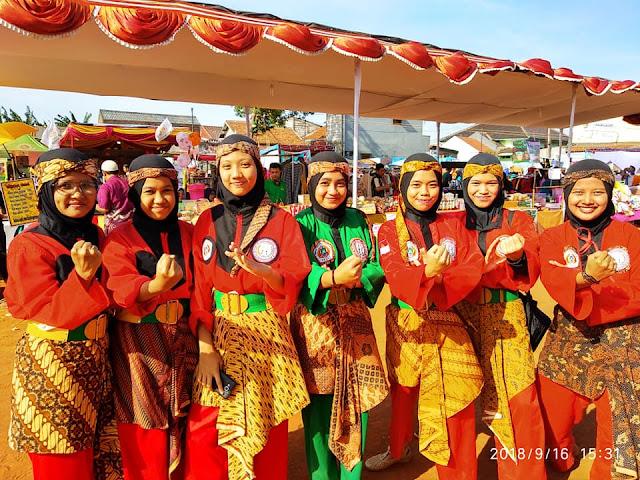 Warga Jatimulya Tim Sukses Gelar Kriya'an Jatimulya 2018
